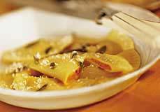 Фото рецепт равиоли с тыквой